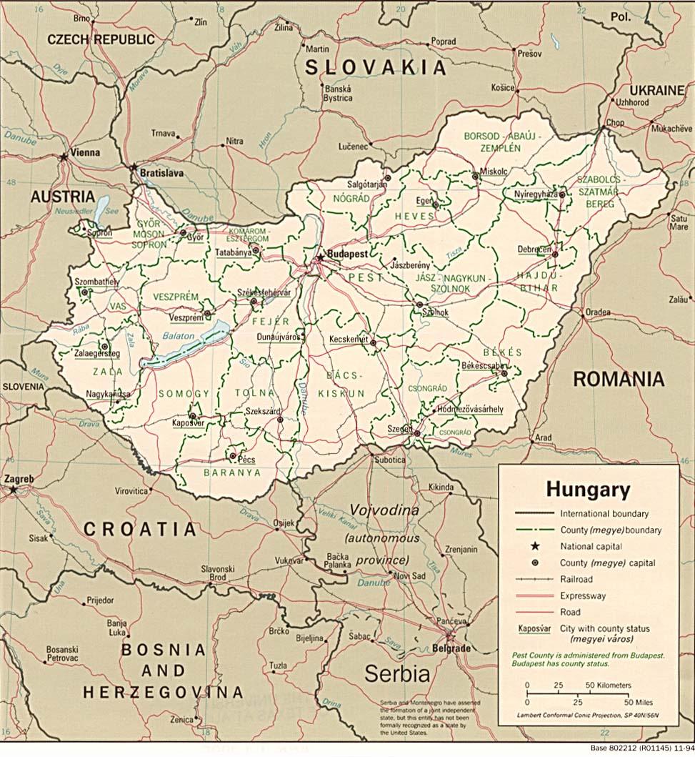 Cyberhungary Hungary S Resource Site